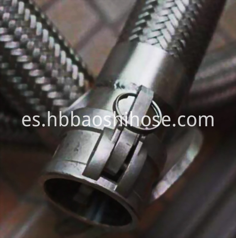 Flexible SS Braided Hose