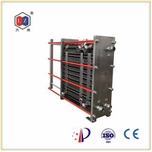intercambiador de calor de placa para molino de azúcar, precio de fabricante profesional de intercambiador de calor