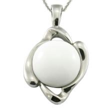 The Women Pendants White Stone Good Polishing Jewelry