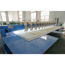 611 single sequin, easy cording mixed function embroidery machine