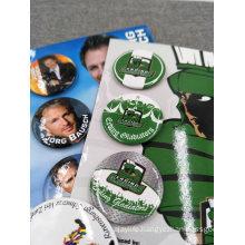 Wholesale Promotional Tin Button Badge