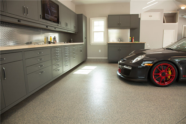 Garage Floor Epoxy Non Slip