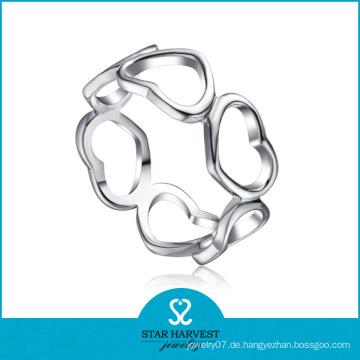 925 Sterling Silber Fashion Ring