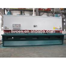 Arten von Schere Maschine Hydraulische CNC 20mm Dicke Schneidemaschine