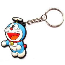 Porte-clés pvc pour la promotion, Key Hang et vente en gros