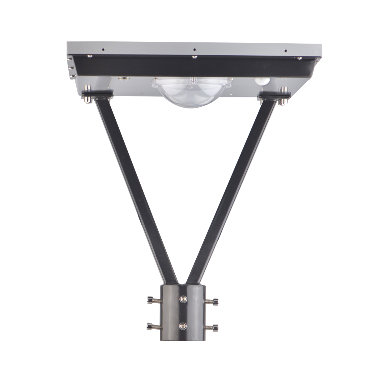 25W Solar Post Top Lights 3750lm-1