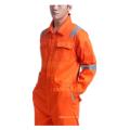 Combinaisons de travail réfléchissantes de vêtements de travail de haute qualité de sécurité pour des ouvriers