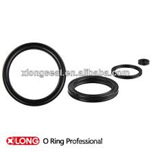 Fabricant Chine bonne qualité silicone x anneaux