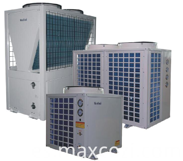 Intelligent Control Heat Pump