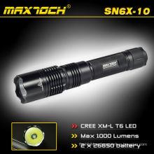 Maxtoch SN6X-10 1000 люмен дальнего фонарик факел 18650