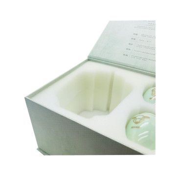 Paper cups packaging  box with foam