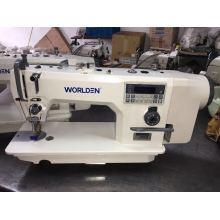 WD-8880-4 D высокая скорость прямой привод Компьютерная швейная машина