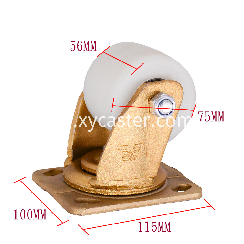 3 Inch Swivel Nylon Caster