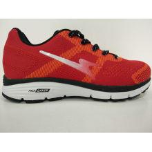 Zapatos corrientes rojos de la alta calidad de la manera