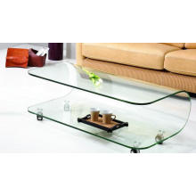 Glass for Table, Interior Door Glass From Clear Sheet Glass