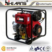 Pompe à eau à moteur diesel Faux 3 pouces Démarrage électrique (DP30E)