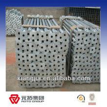 Soporte de sillín de tubo de longitud ajustable de 3,5 a 4,0M