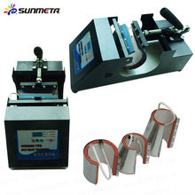 Nuevo 4 en 1 máquina de impresión manual de la taza