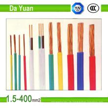 UL 600V Thw Kupferleiter PVC Isolierter Elektrischer Draht
