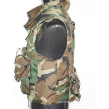 Nij Level Iiia Aramid Bulletproof Vest for Military