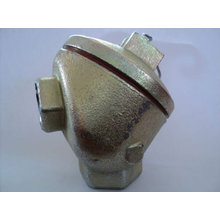 steel investment gravity casting part