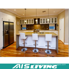 Factory Price Kitchen Cupboards with Handles for Apartment (AIS-K376)