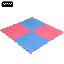 Venda quente colorido as esteiras de chão de ginásio