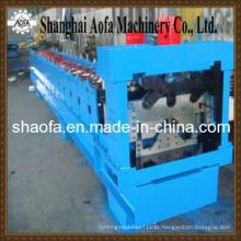 Máquina formadora de rolos para cobertura de cumeeira (AF-R475)