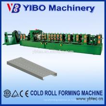 Hangzhou Yibo c canal de aço roll formando equipamentos