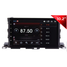 Andriod Car DVD Player for 2015 Toyota Highlander (HD1042)