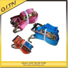 1-10 Ton Polyester Ratchet Tie Down (NHRT)