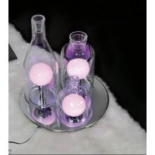 Modern Decorate Residential Bottle LED Desk Light (AT8002)