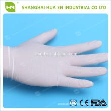 High Quality Powder-Free Latex Exam Gloves