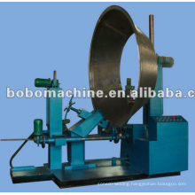 FT-G1200 Draught fan front disk flow forming machine