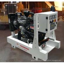 Yanmar Electric Generator 5-48kw 6-60kVA Standby Soundproof Silent Generator