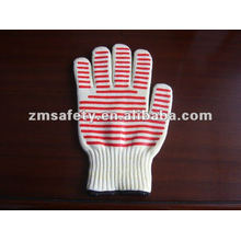 100% cotton microwave oven gloves for heat resistant ZMR130