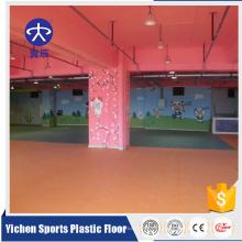 Matériel de plancher de cour de badminton de haute qualité