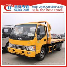 JAC Euro 4 remolque camión 3ton levantar peso camión de remolque camiones de remolque