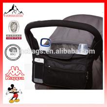 Nouveau sac d'organisateur de sacs de bébé avec l'organisateur universel de poussette de poches de maille (ES-H497)