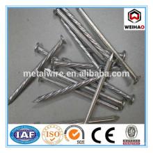 Twist concrete nails concrete steel nail