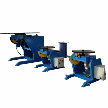 Manufacturers provide electric rotary welding positioner with pedals
