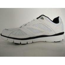 Zapatos de marca Blanco Calzado de carrera