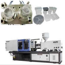 Máquinas injetoras de plástico de decisões de