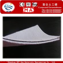 Компаунд HDPE Геомембраны с нетканый геотекстиль ткани