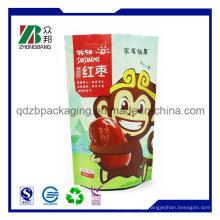 Plastic Mylar Custom Aluminum Foil Sugar Bag