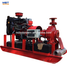 CUMMINS angetriebene Dieselmotor Feuerlöschpumpe