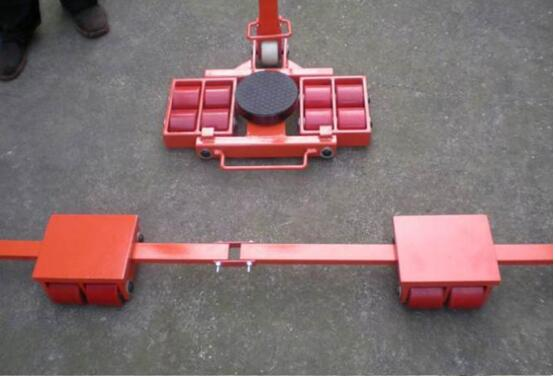 12 ton Machinery Moving Skate