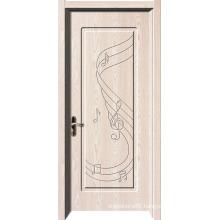 Free Sample Wooden Design American PVC Door