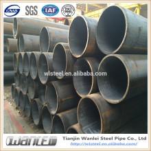 api 5l x52 sch40 8 pulgadas de tubos de acero al carbono