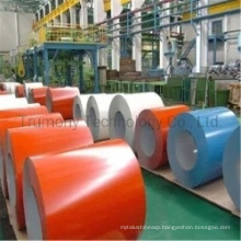 0.18-0.38mm Alloy OEM Color Painted Aluminium Roofing Coils